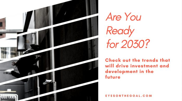 Are you Ready for 2030?