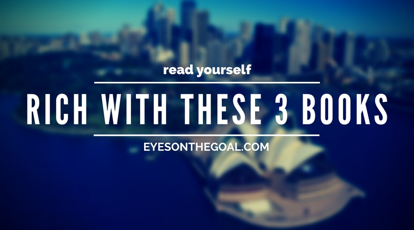 3 books to start your financial education