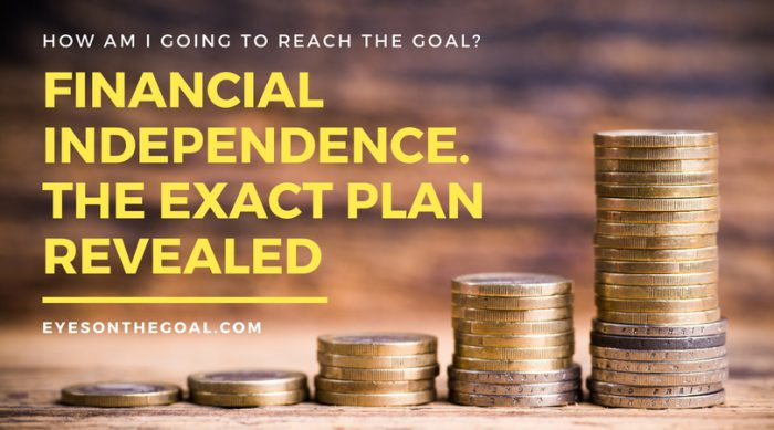 Financial Independence – the Exact Plan Revealed
