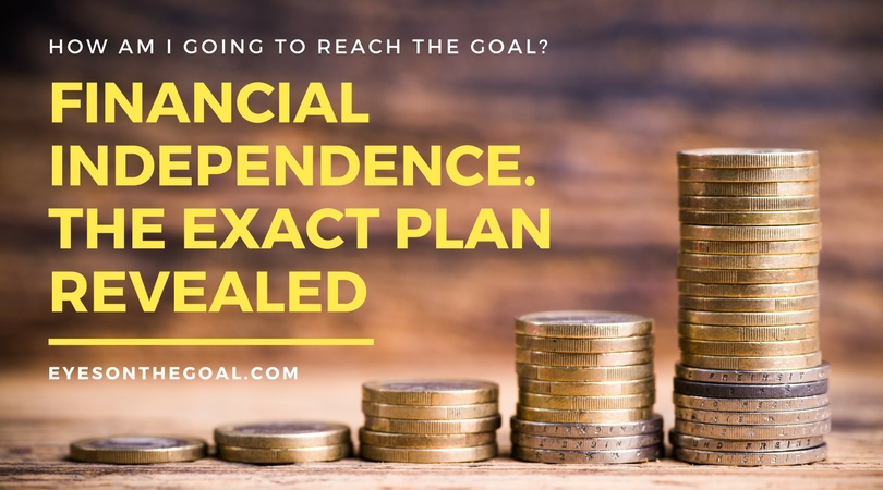 Financial Independence - the Exact Plan Revealed