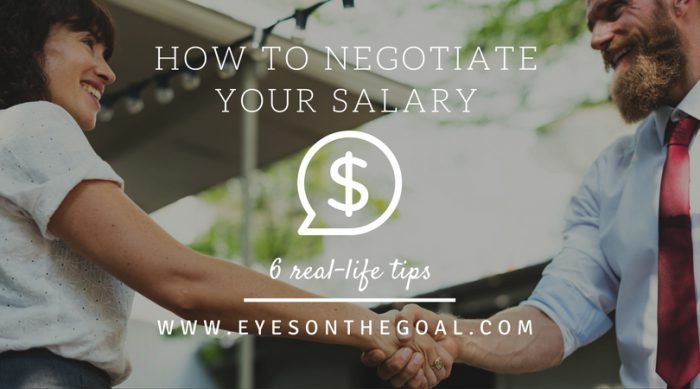 Salary Negotiation: 6 Real-Life Tips How to Get What You Want
