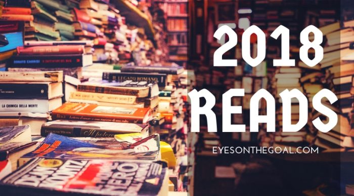2018 Reads – the Good, the Bad and the Ugly