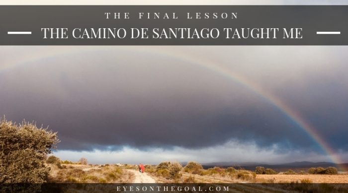 The Lesson the Camino de Santiago Taught me