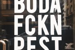 Budapest has attitude