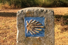 Roman signpost