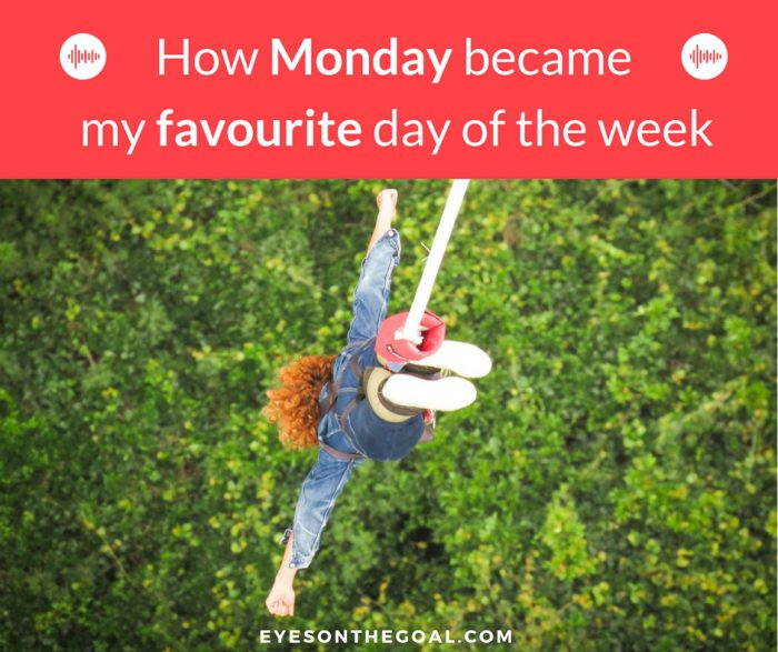 How Monday became my favourite day of the week