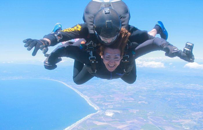 Kate App Skydiving