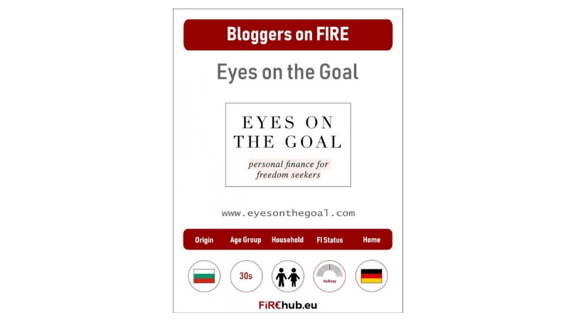 I'm a Blogger on FIRE: Interview with FireHub.eu