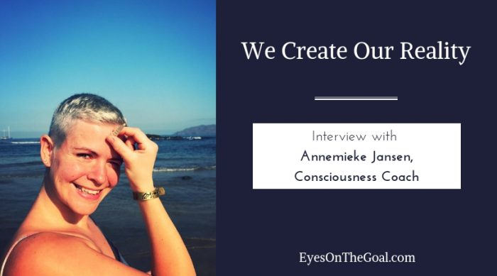 Interview with Annemieke Jansen, Consciousness coach