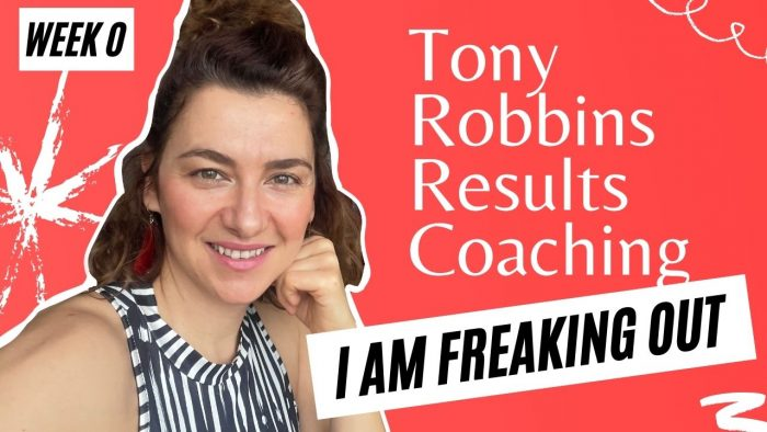 Tony Robbins Results Coaching Week 0