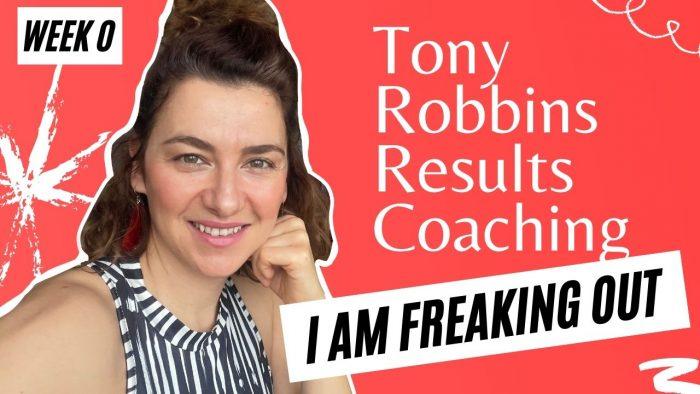 Tony Robbins Results Coaching Week 0