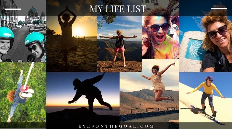 My Life List