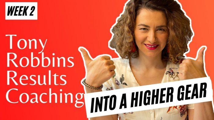 Tony Robbins Results Coaching Week 2