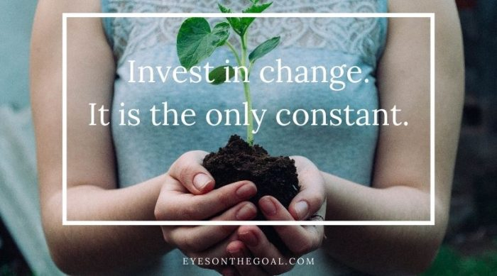 Invest in Change